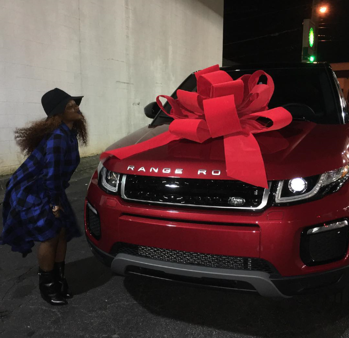 Wayne Gifts His Daughter A 2016 Range Rover For Her 17th Birthday [See Photos]