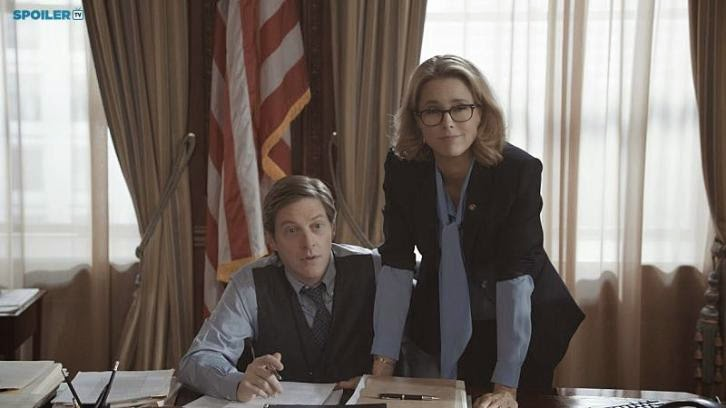 "Madam Secretary - Whisper of the Ax - Review: ""The Marsh investigation continues"""