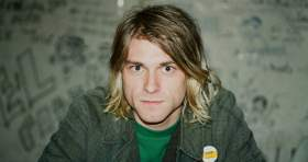 Frases de fama Kurt Cobain