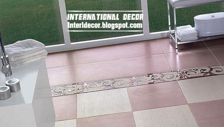 New Color Of Bathroom Floor Tiles