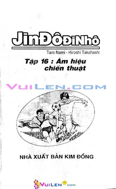 Jindodinho - Đường Dẫn Đến Khung Thành III  Tập 16 page 1 Congtruyen24h
