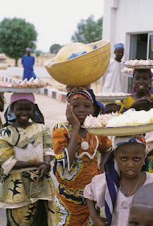mercato locale nigeria