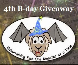 Enter our B-day giveaway!