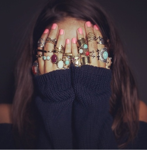 A dream called fashion : Trend report: midi and fingertip ...