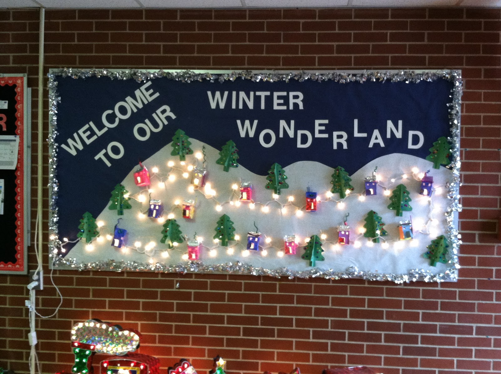 A View From A Different Angle My Kindergarten S Winter