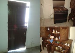 Em Nova Palmeira, Sítio Alto tem casa arrombada pela 2ª vez em menos de um ano