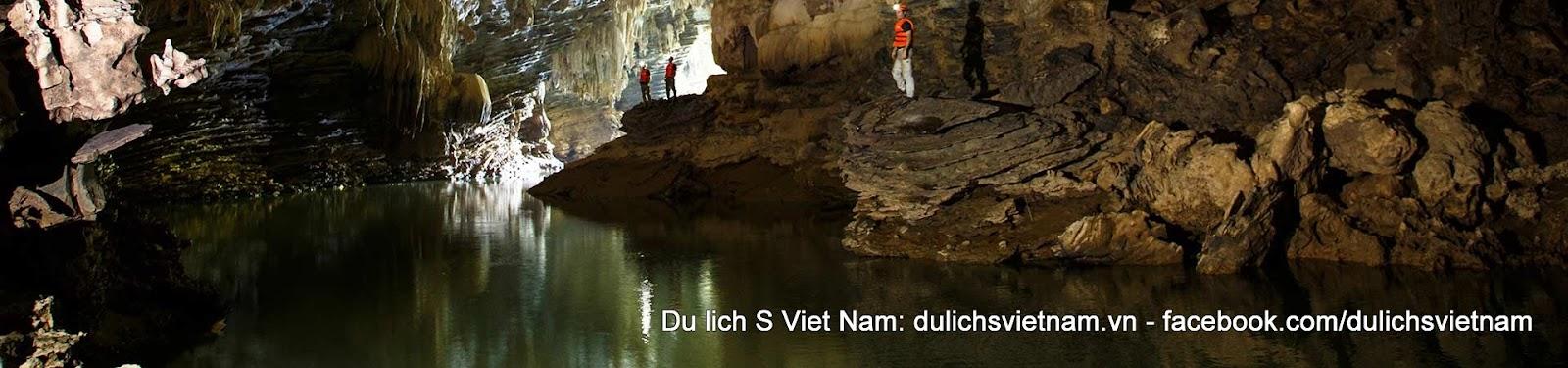 The Tu Lan Cave System in Tan Hoa village, Minh Hoa District, Quang Binh
