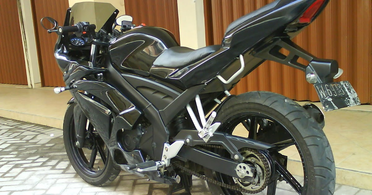 motor-motor modifikasi: Ototrend Modifikasi Motor