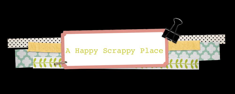 A Happy Scrappy Place