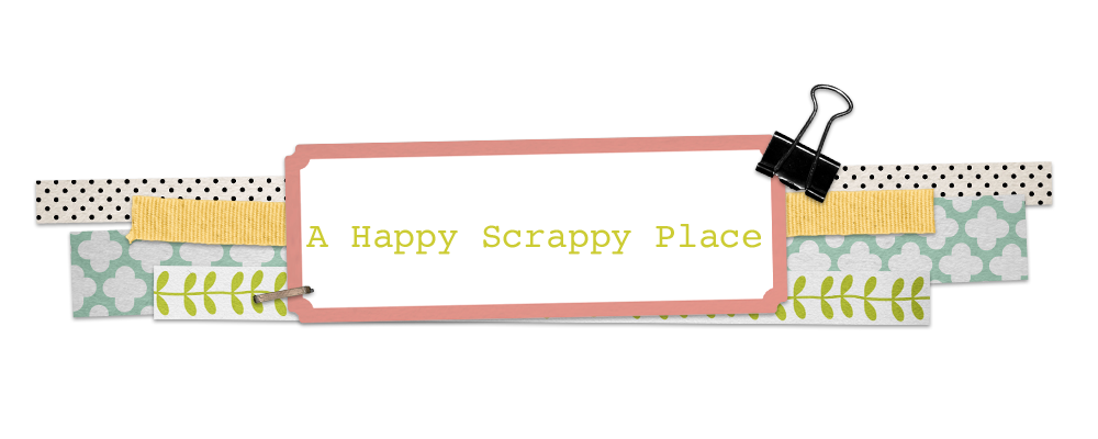 A Happy Scrappy Place