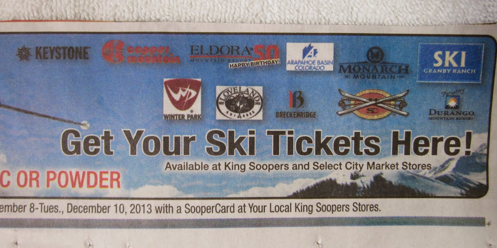 Copper mountain discount coupons