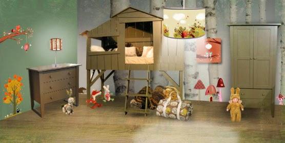 chambre jungle cora solutions pour la d coration. Black Bedroom Furniture Sets. Home Design Ideas