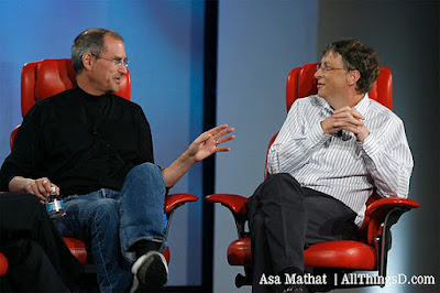 Video Entrevista D5 2007: Steve Jobs y Bill Gates