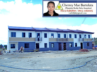 Townhouse for Sale House and Lot Lapu-Lapu Cebu City Pueblo de Oro La Aldea del Mar