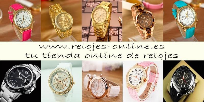 Web Relojes-online