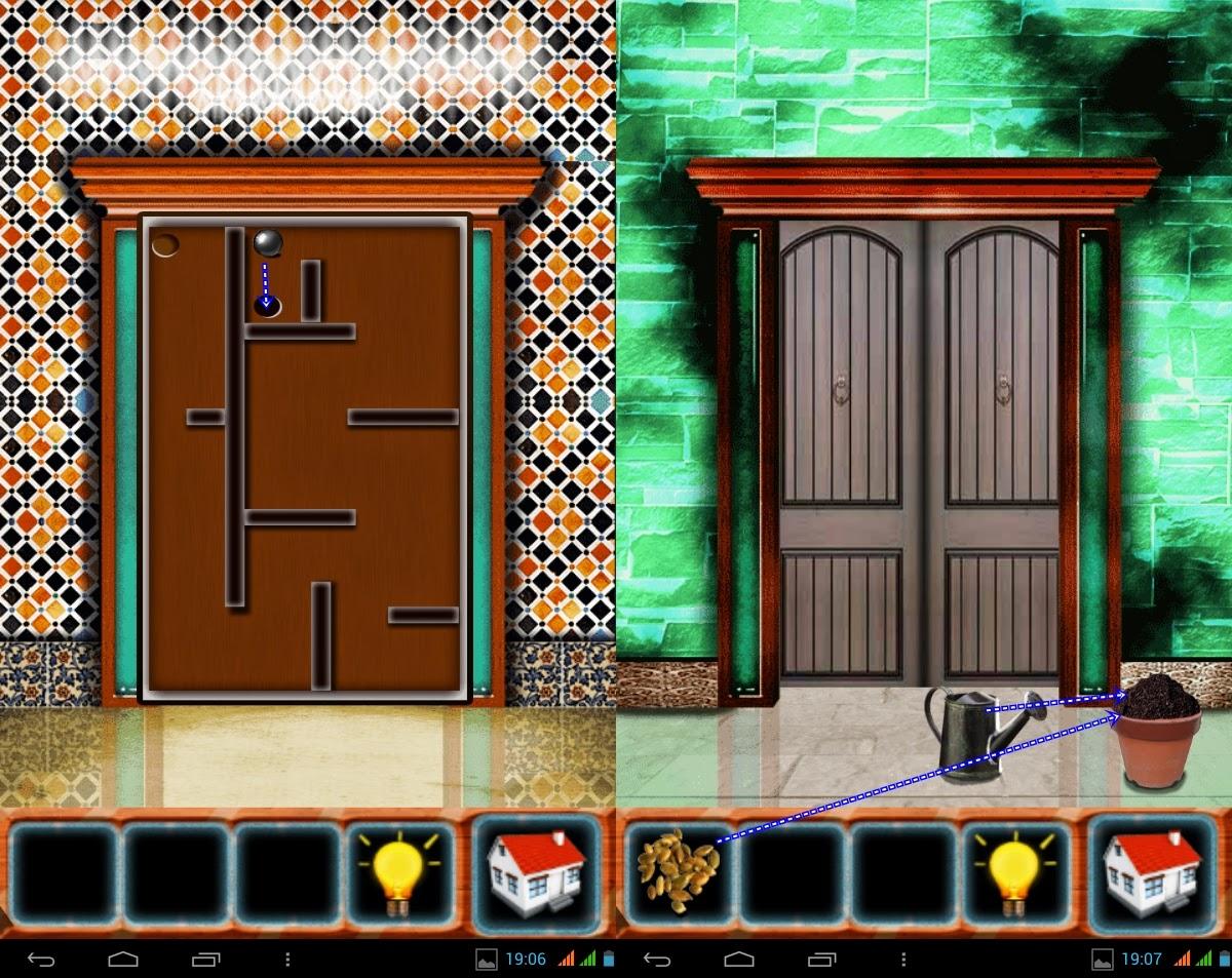 100 Doors Classic Escape Level 16 17 18 19 20 Hints