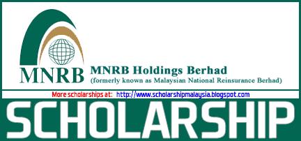 MNRB Holdings Scholarship | Biasiswa