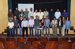 Durante a reunião do Comdema também ocorreu a posse dos conselheiros para o biênio 2015-2017