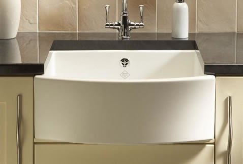 Kitchen, Sink, handcrafted, Sinks, Shaws, Darwen, Butler, Belfast, Ceramic, Fireclay, Porcelain
