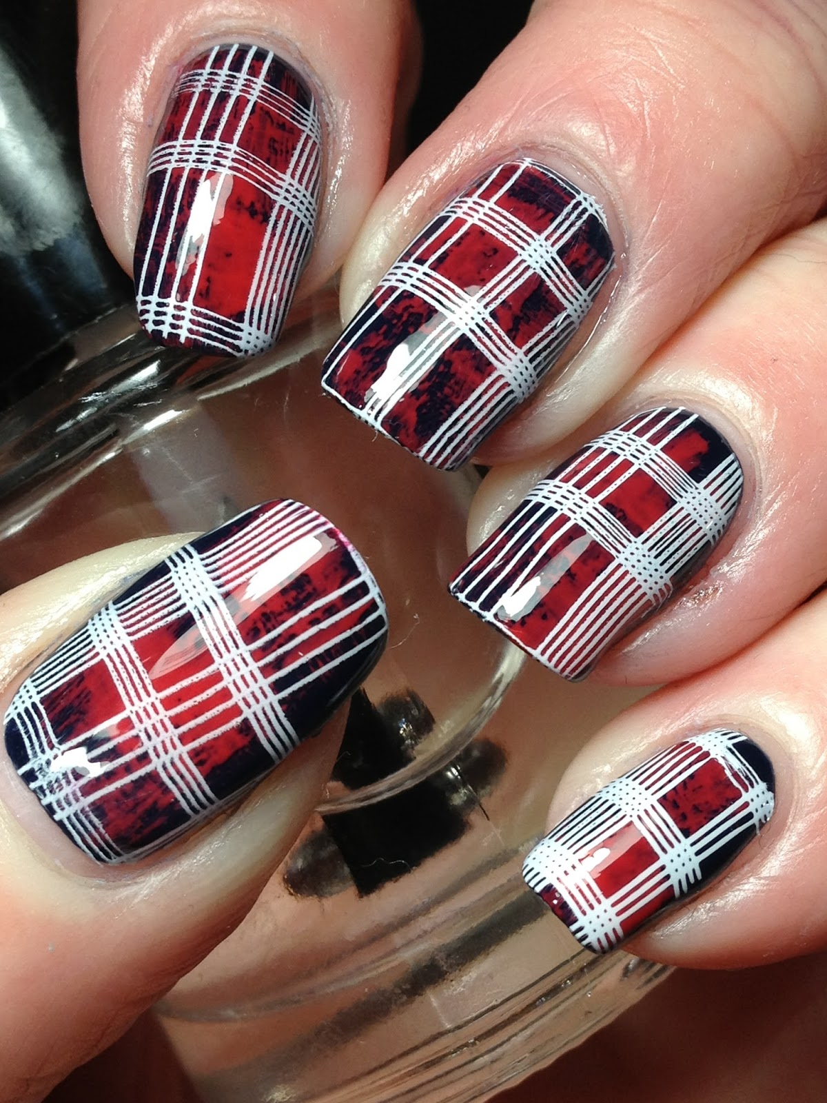 Canadian Nail Fanatic: Digit-al Dozen Does NEW & Improved; Day 3