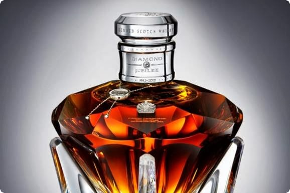 Diamond Jubilee whisky - John Walker 1952