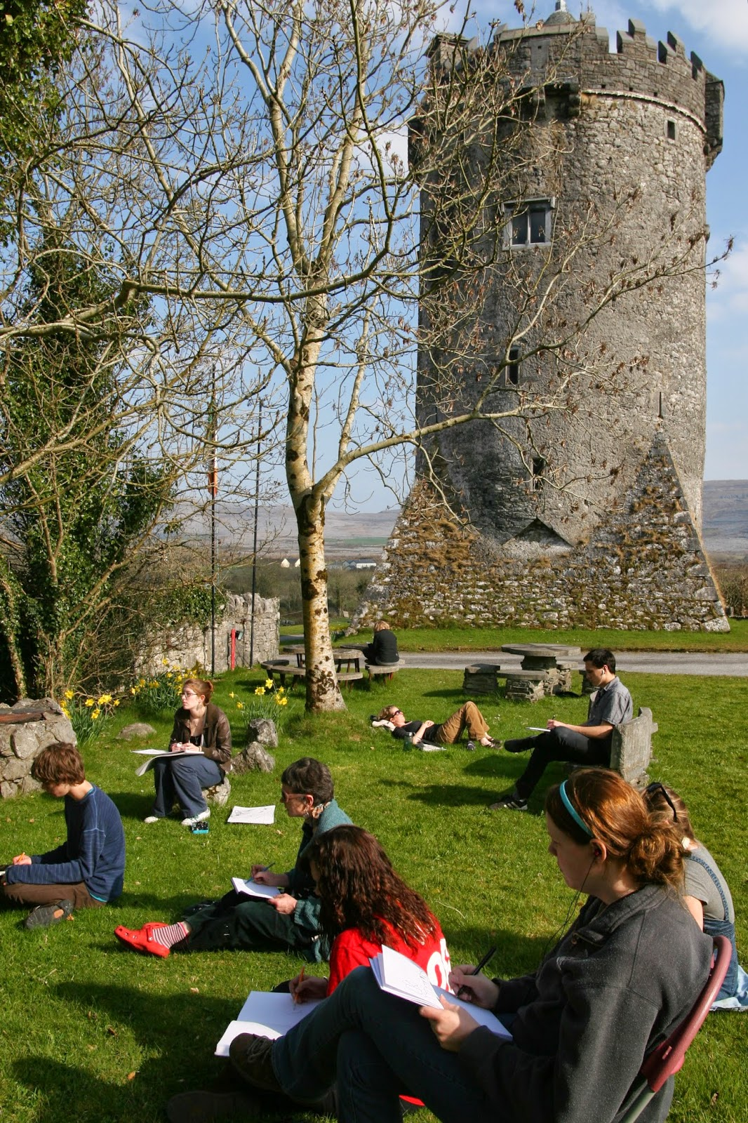 International focus for Burren College of Art celebration