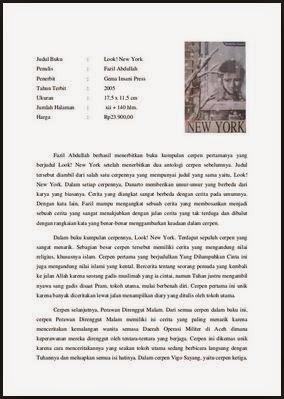 resume buku novel