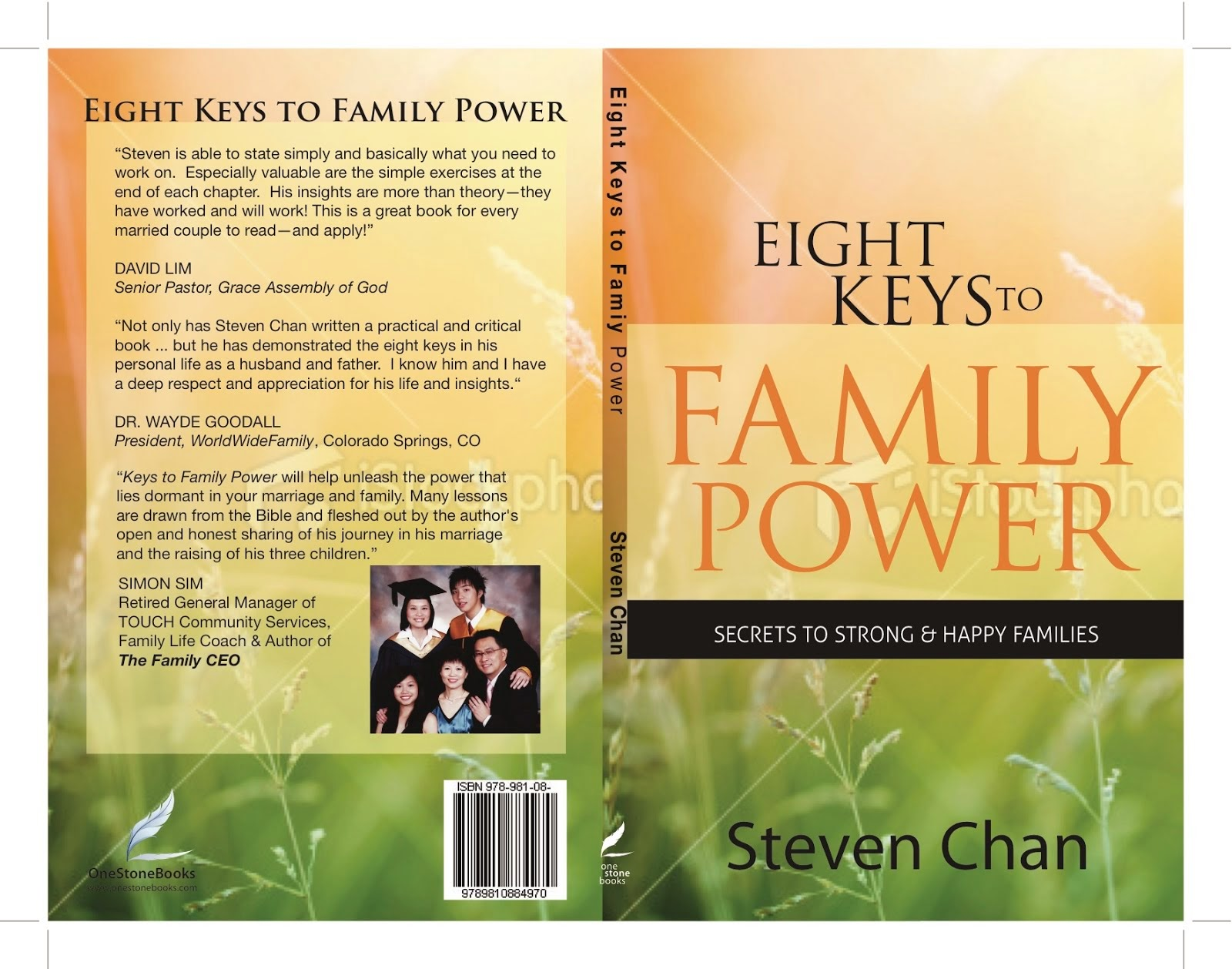 Eight Keys to Family Power