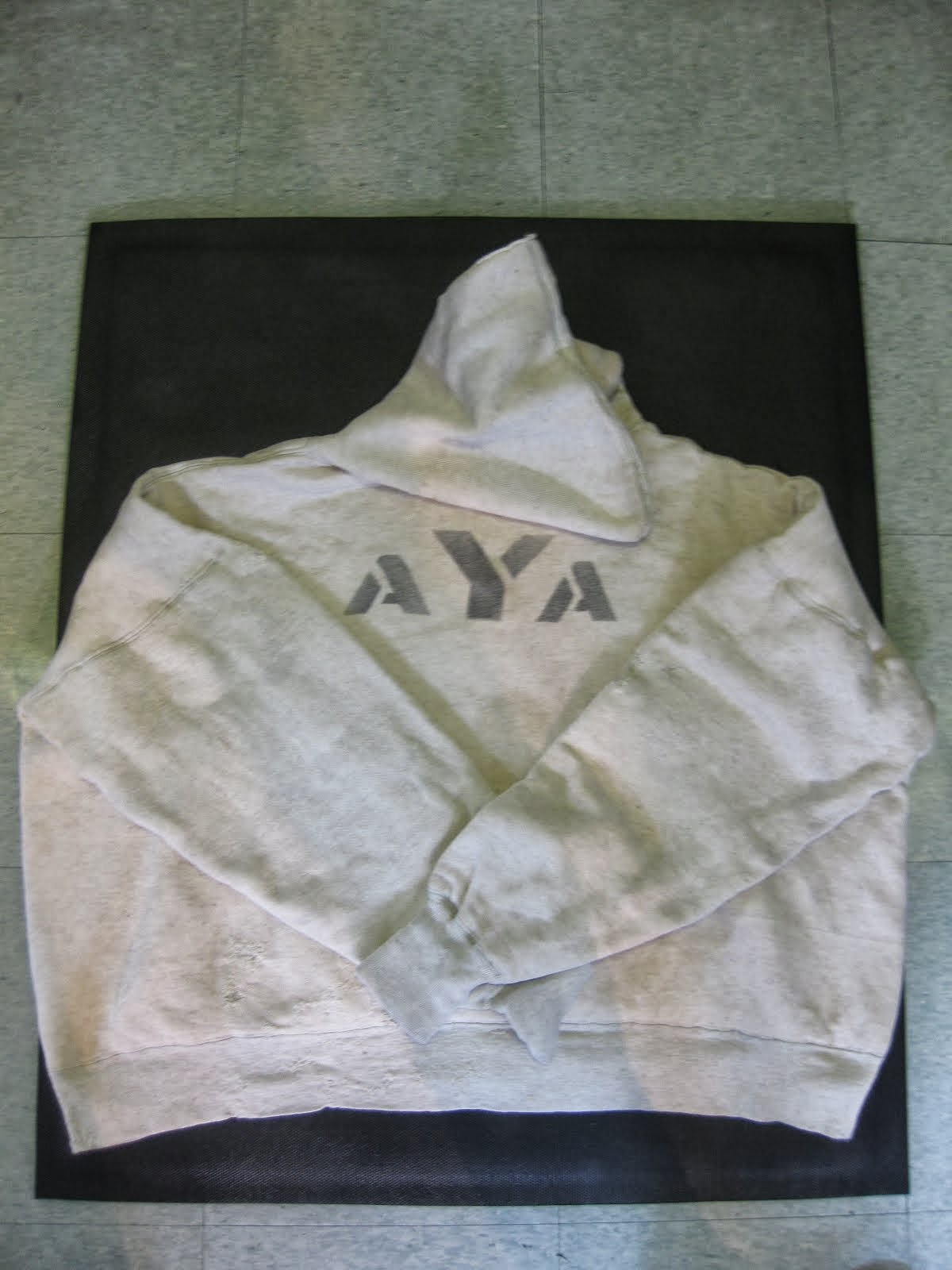Yale university Athletic Association 「A Y A」 ステンシル入り