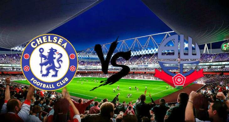 Prediksi Chelsea vs Bolton Wanderers 25 September 2014