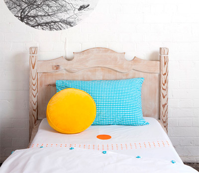 Bondville castle homewares and gorman collaboration for Castle kids room