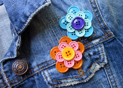 Broches de botones