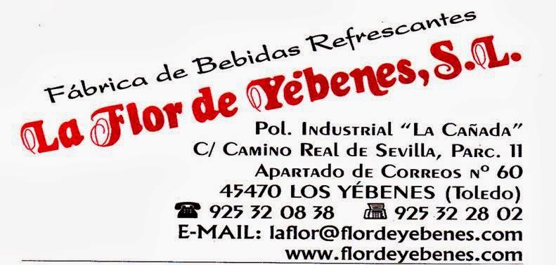 FLOR DE YÉBENES S.L.