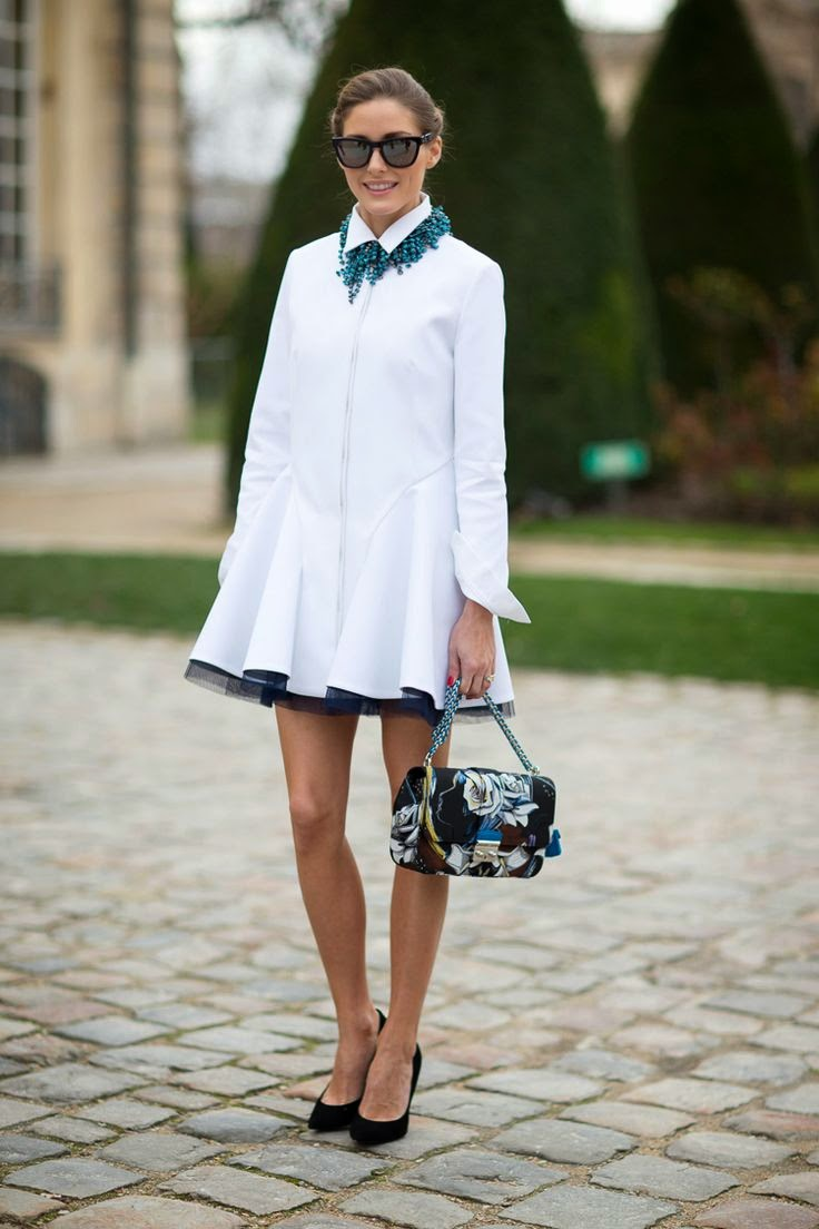Olivia Palermo Latest Edgier Style
