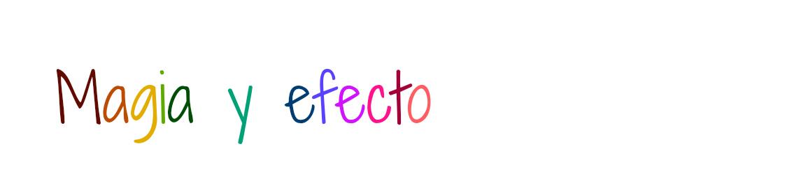 Magia y efecto
