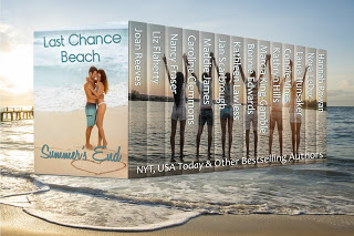 LAST CHANCE BEACH, Summer's End 99cents! preorder now!