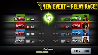 CSR Racing v3.2.0 Apk Data