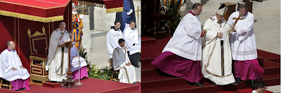 In Pictures: Pope Francis's inauguration