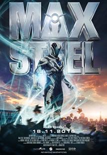 Chiến Binh Ngoài Hành Tinh - Max Steel