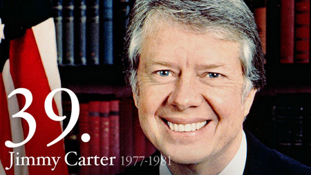 JIMMY CARTER 1977-1981