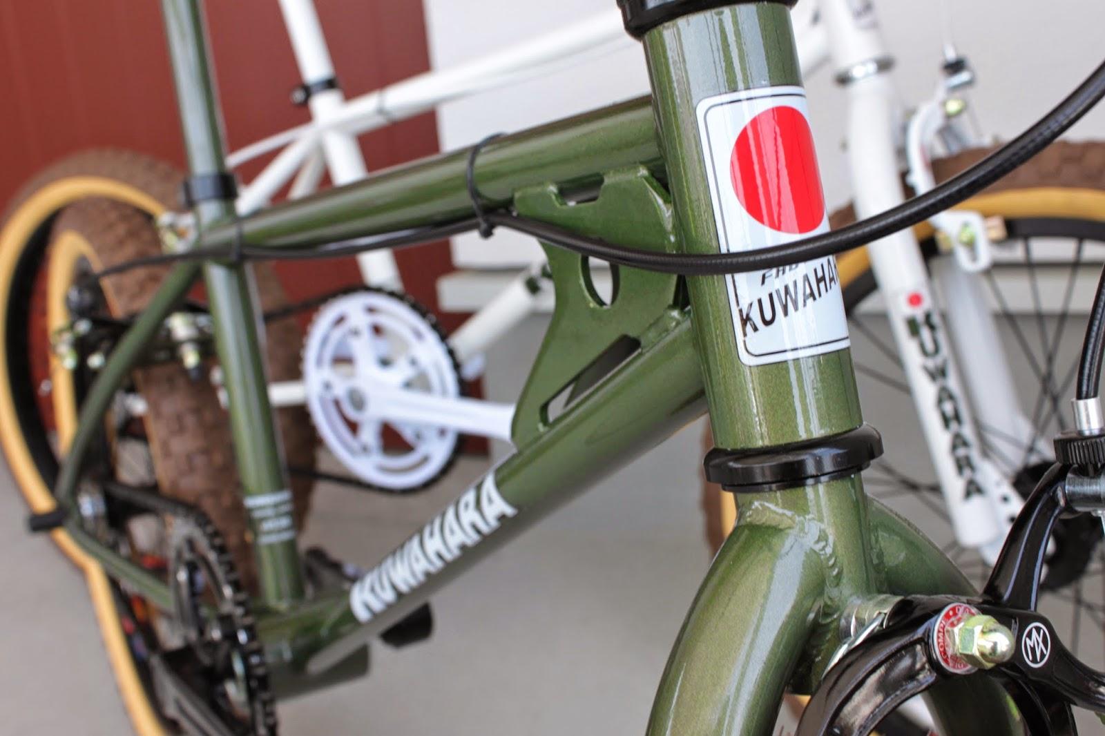 城山自転車店: KUWAHARA KZ-01 2014