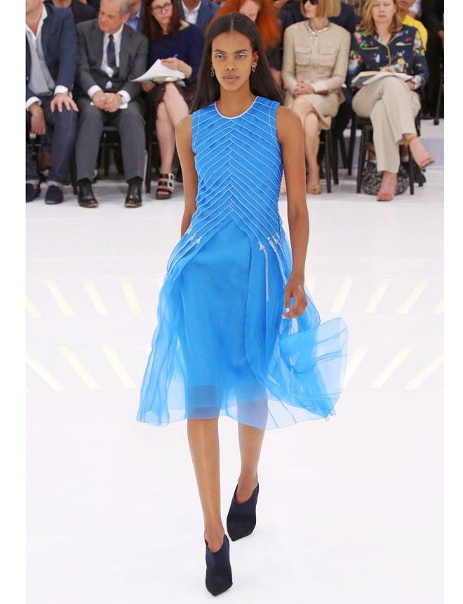 Dior Alta Costura París OI 2014/15