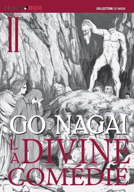 Actu Manga, Black Box, Critique Manga, Go Nagai, Manga, Seinen, La Divine Comédie, Manga,