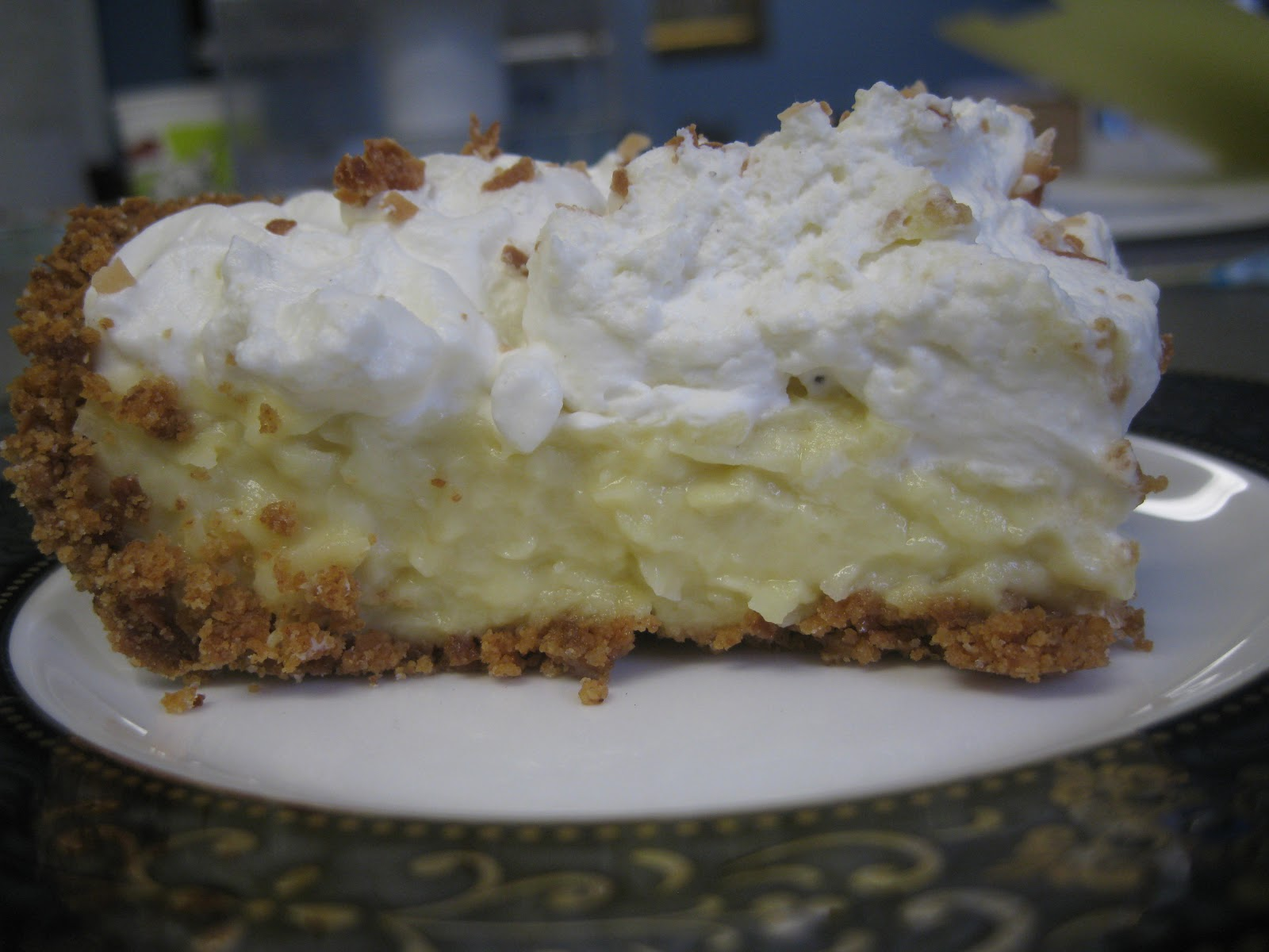 America S Test Kitchen Coconut Cream Pie