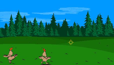 Game bắn gà bay phiên bản 2, chơi game ban ga online