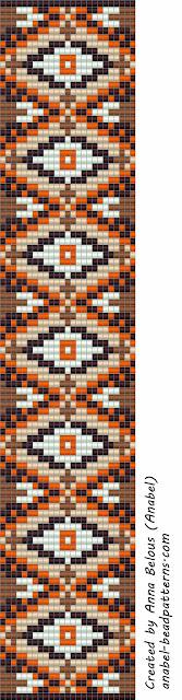браслеты из бисера схемы плетения своими руками ткачество фенечки