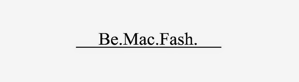 Ben MacDonald Fashion Blog