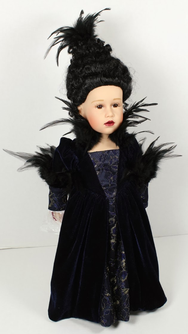 Gotz The Queen of the Night Doll 2006