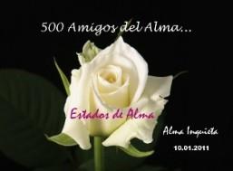 Felicitaciones Alma...