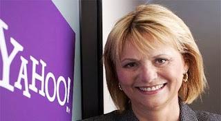 CEO Yahoo Carol Bartz Fired